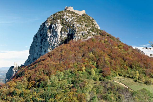 Quot Pays Cathare Quot Les Citadelles Du Vertige Chateaux