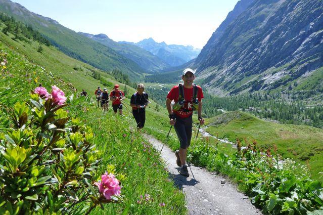 Voyage Préparation course Courmayeur - Champex - Chamonix