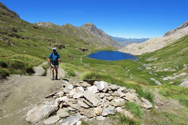 Voyage La ronde des lacs du Queyras