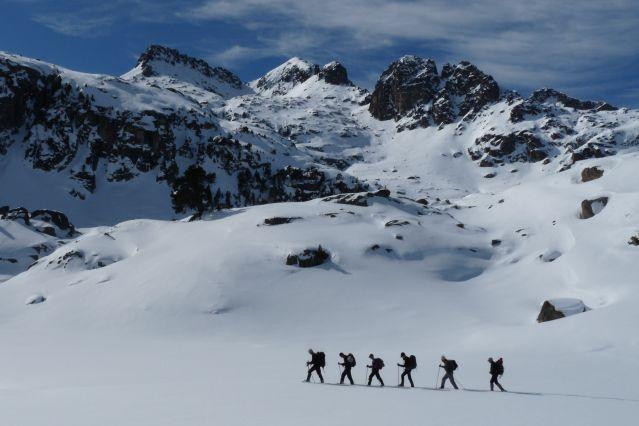 Voyage Encantats, raquettes et tapas en Val d'Aran
