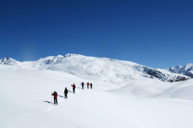 Voyage Le Val Maira en ski nordique