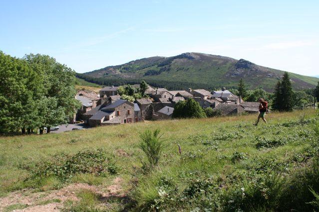 Randonnée dans le massif du Caroux - France