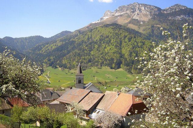 Voyage Bauges, la montagne à plusieurs visages