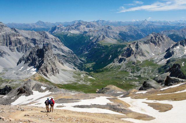 Randonnée - Massif du Thabor - France