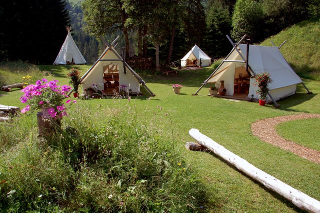 Camp Bargy - France