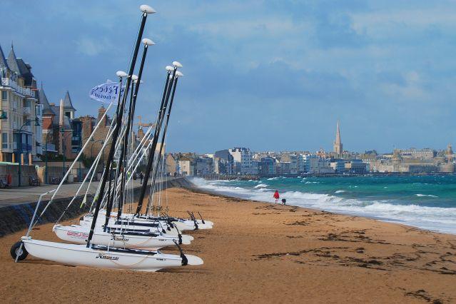 Voyage De Rennes à St Malo à vélo