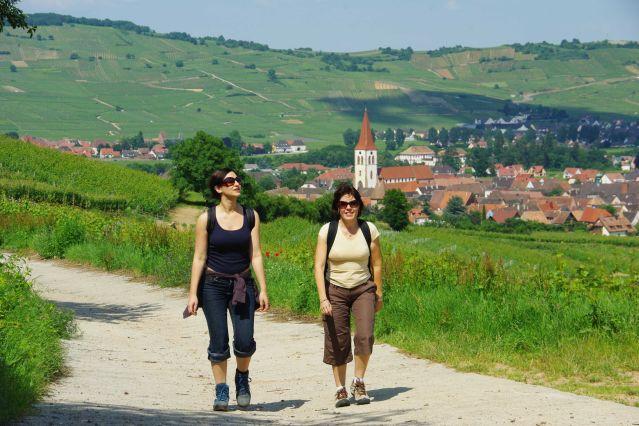 Voyage Villages et vignobles d'Alsace