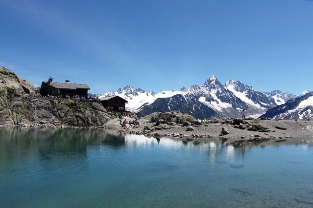 Voyage Tour du Mont-Blanc intégral (9 étapes)