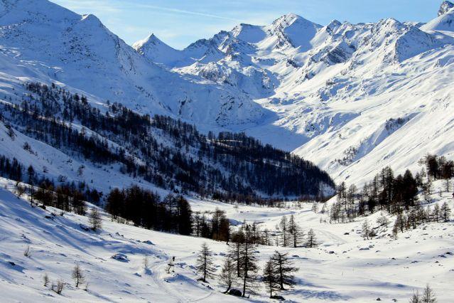 Vallée d Ubaye - Alpes du Sud - France