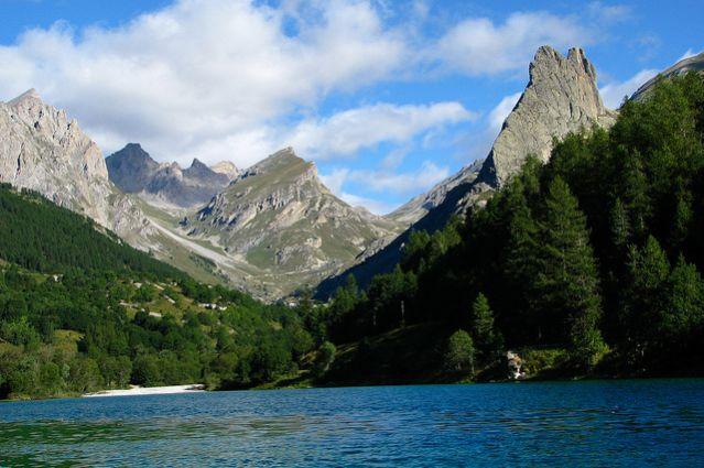 Piémont - Alpes du Sud - France