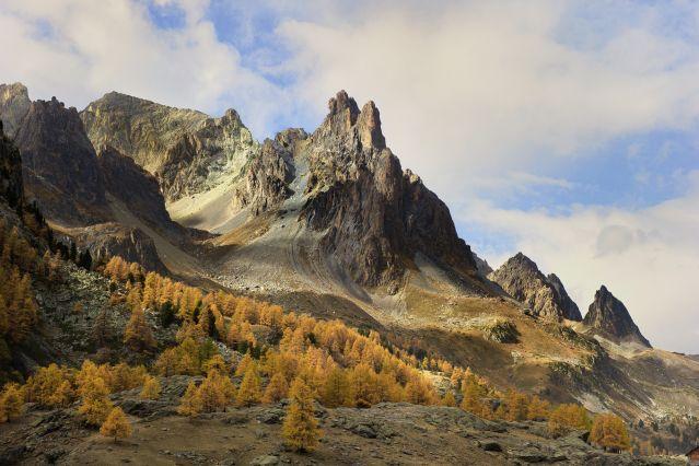 Vallée de la Clarée - Alpes du Sud - France