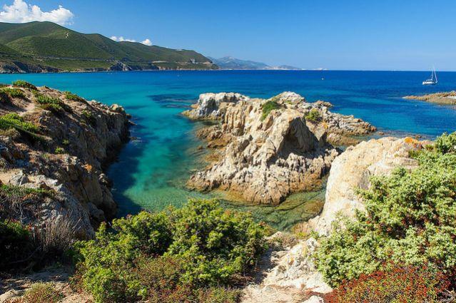 Désert des Agriates - Corse - France