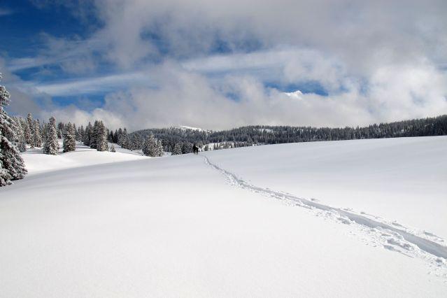 Ski de fond - Jura - France