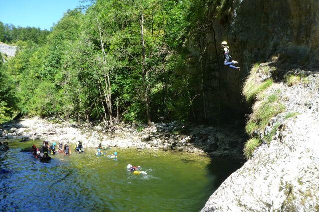 Voyage Aventures et nature au cœur du Jura