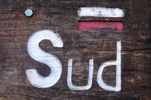 Les sentiers du gr20 sud version confort gr20 corse for Version sud