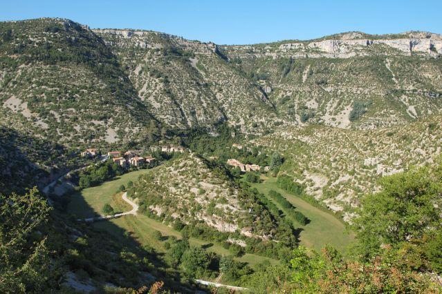 Gorges du Tarn - Massif Central - France