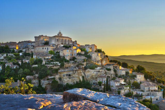 Gordes - Vaucluse - Provence-Alpes-Côte d Azur - France