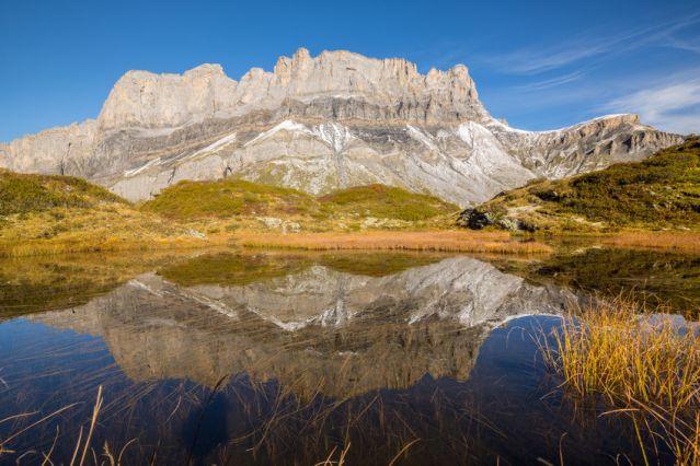Les rochers des Fiz - Alpes du Nord - France