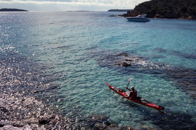Voyage Les criques cachées de Corse en kayak