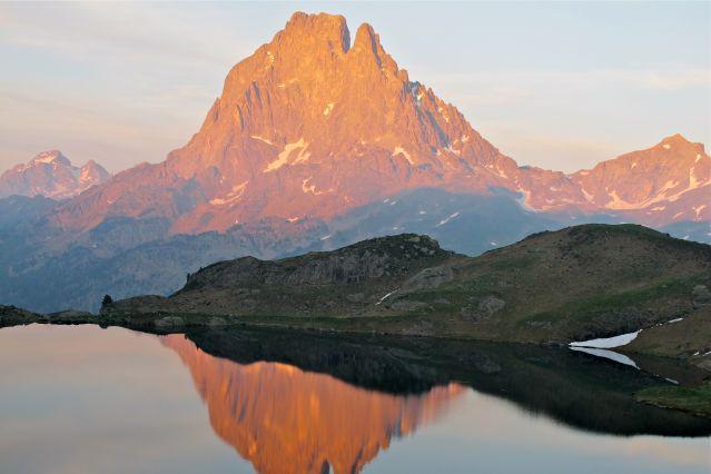 Voyage De la vallée d'Aspe à Gavarnie (GTP étape 1)