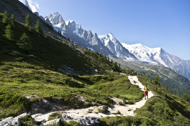 Tour du mont Blanc - Alpes du Nord - France