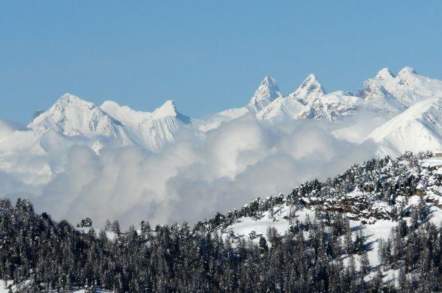 Cervières, vallée sauvage du Briançonnais - Alpes du Sud - France