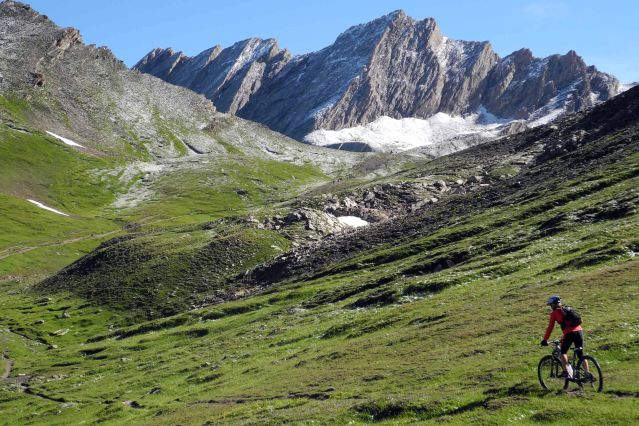 VTT - Queyras - Alpes du Sud - France