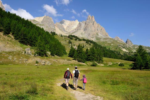 Le Briançonnais - Vallée de la Clarée - Alpes du Nord - France