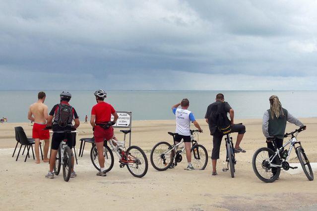 de royan à l'île d'oléron à vélo - ile d'oléron à vélo - côte
