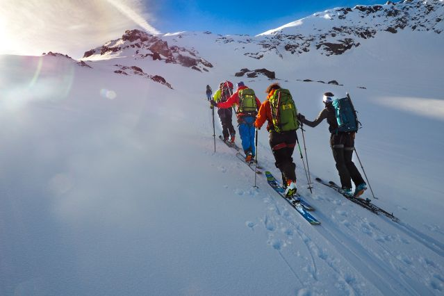 Voyage Ski de rando dans le Val Devero