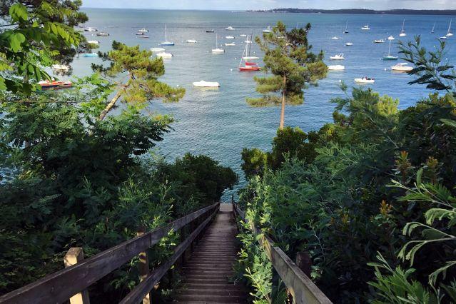 Voyage Du Cap Ferret à Saint-Emilion