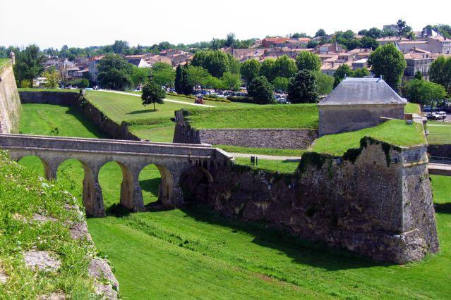 Vélodyssée - Blaye - France