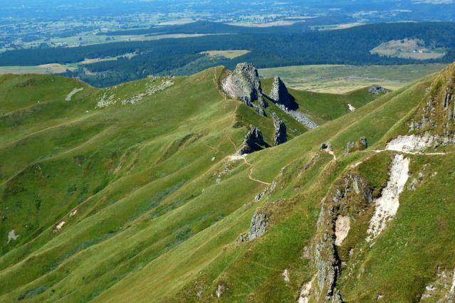 Crêtes du Sancy - France