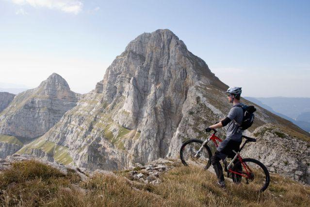 Voyage Le Vercors des 4 montagnes en VTT