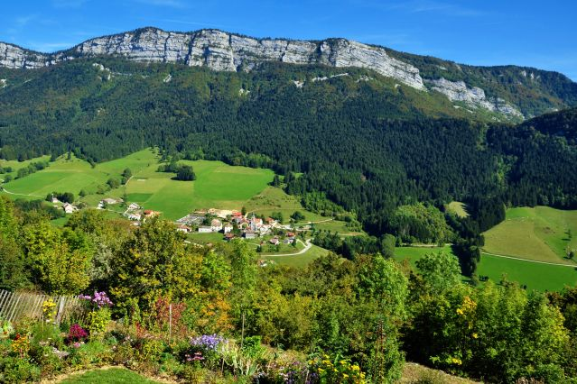 Massif du Vercors - France