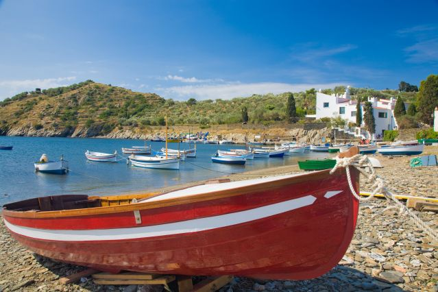 Voyage La côte catalane de Collioure à Cadaqués
