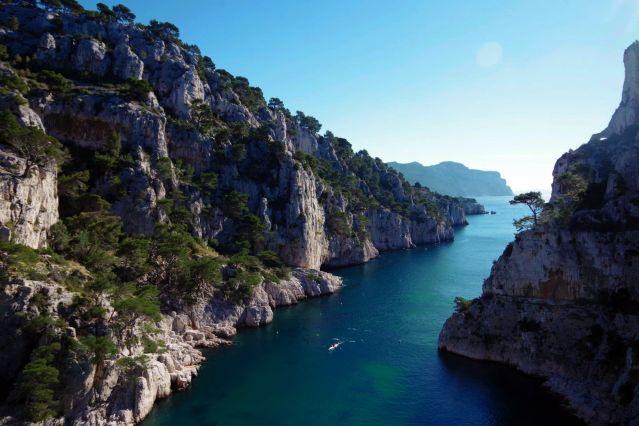 Voyage Les calanques de Cassis