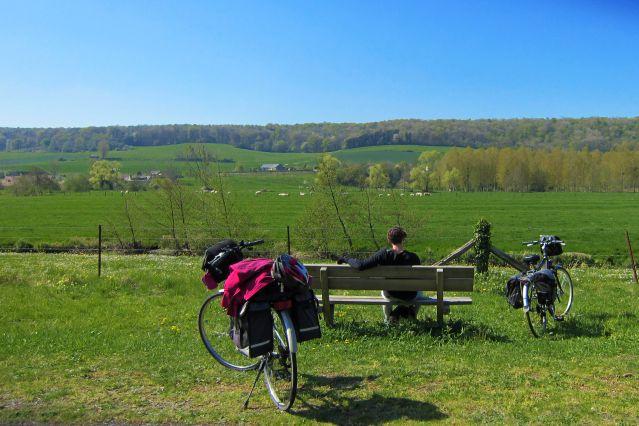 Normandie à vélo - France