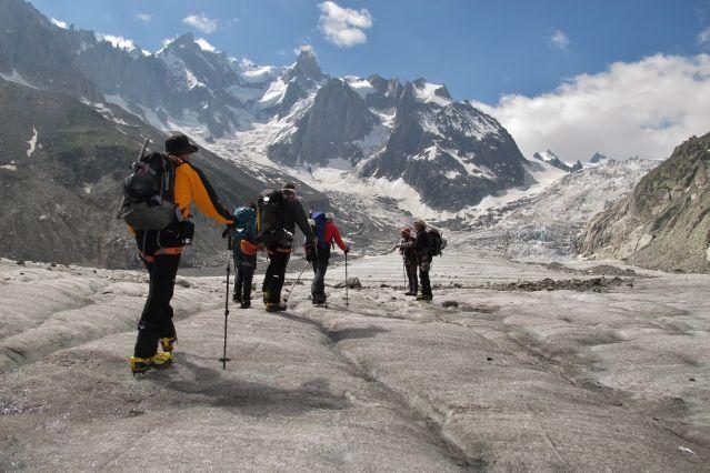 Voyage Chamonix - découverte douce de la haute montagne