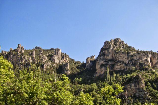 Le tour du Larzac, découverte intimiste