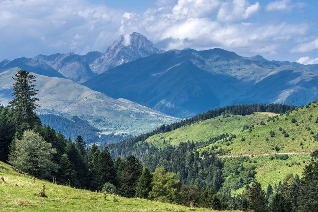 Col d Aspin - Hautes Pyrénées - France