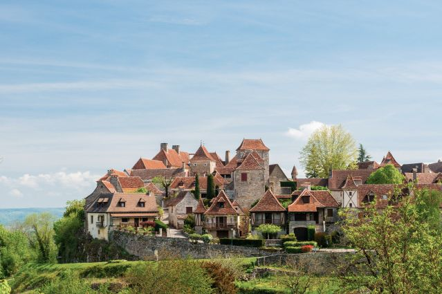 Loubressac - Dordogne - France