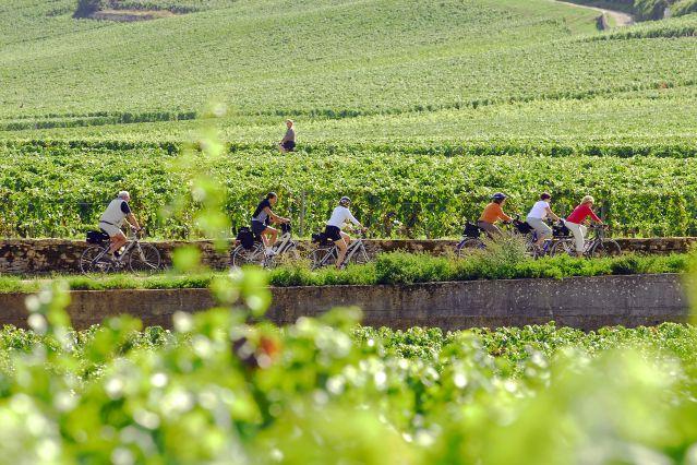 Voyage Escapade en Bourgogne à vélo