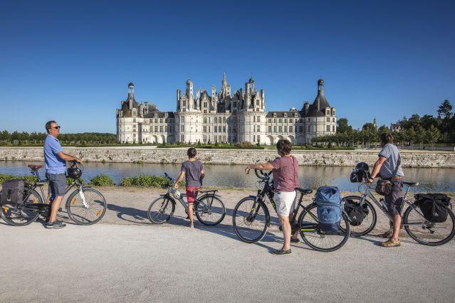 Voyage Escapade royale au pays des châteaux en famille