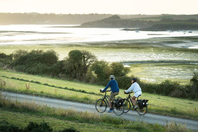 La Vélomaritime - Morbihan - Bretagne - France