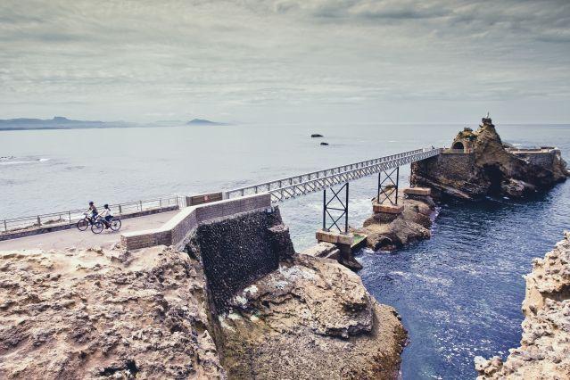 Voyage Escapade basque à vélo