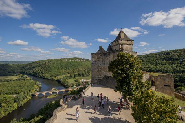 Château de Castelnaud - France