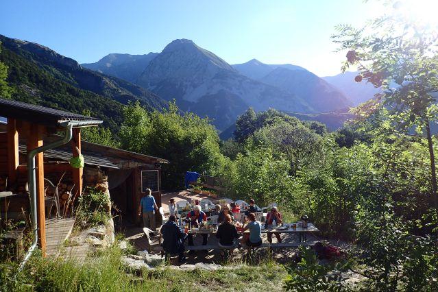 Haute Bléone, vallée sauvage des alpes du sud