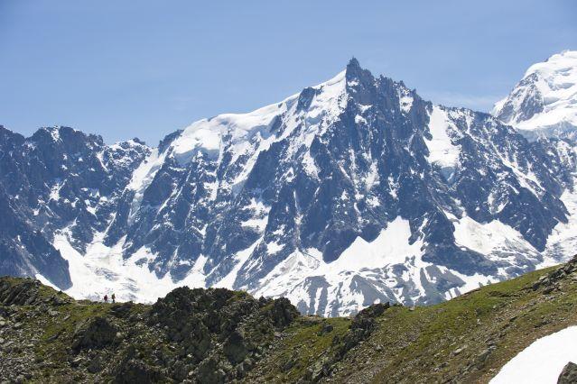 Col de Brévent - Chamonix Mont Blanc - Alpes - France