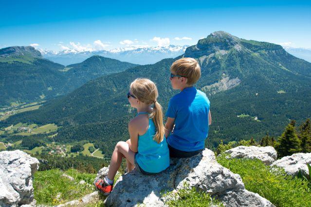 Sommet - Saint-Pierre-de-Chartreuse - Parc naturel régional de Chartreuse - France